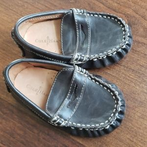 Cole Haan 'Mini Penny Loafer' Leather Slip-On